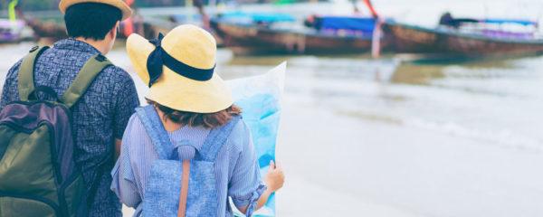 sac à dos voyage couple